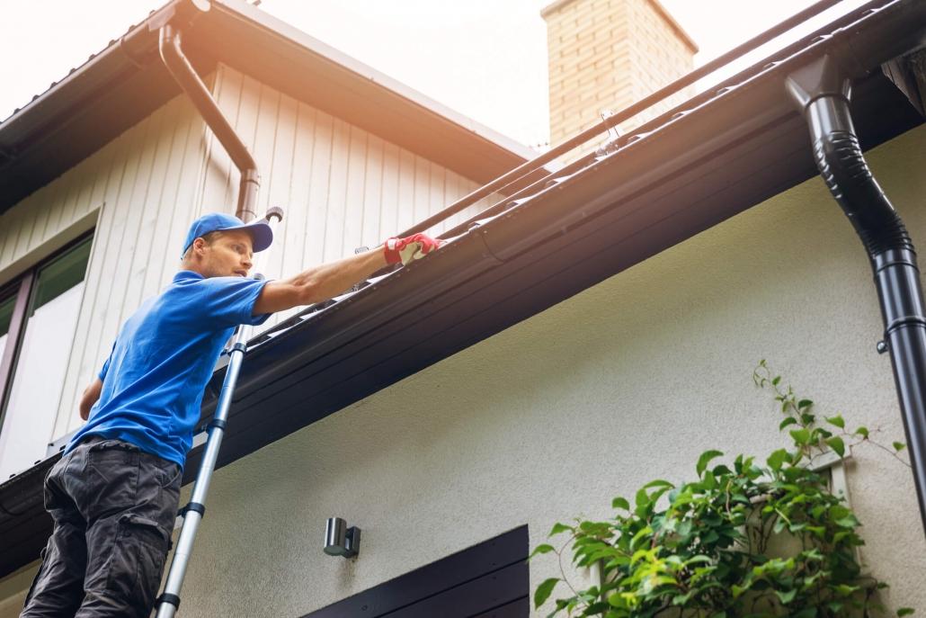 home gutter repair