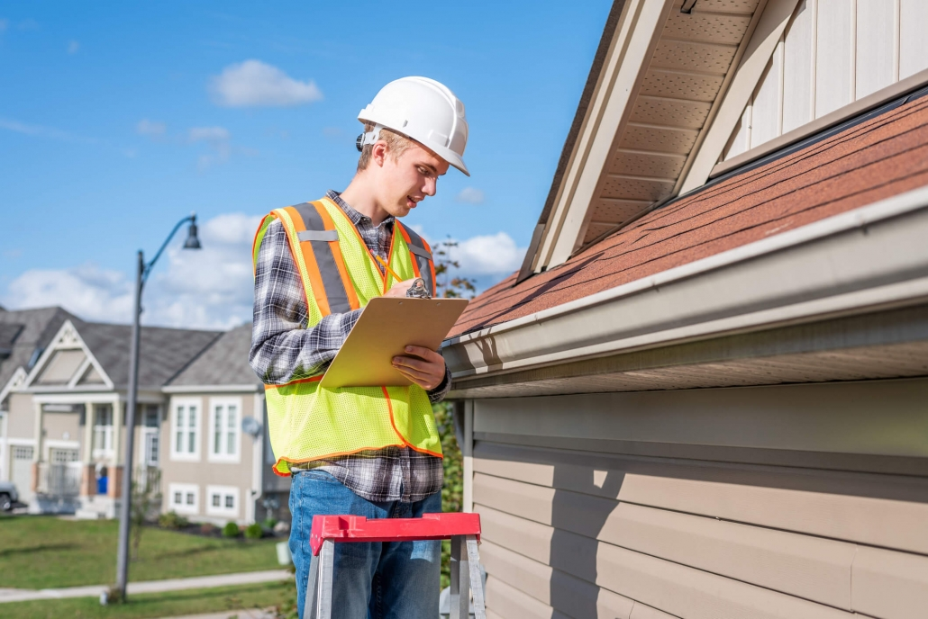 home gutter services