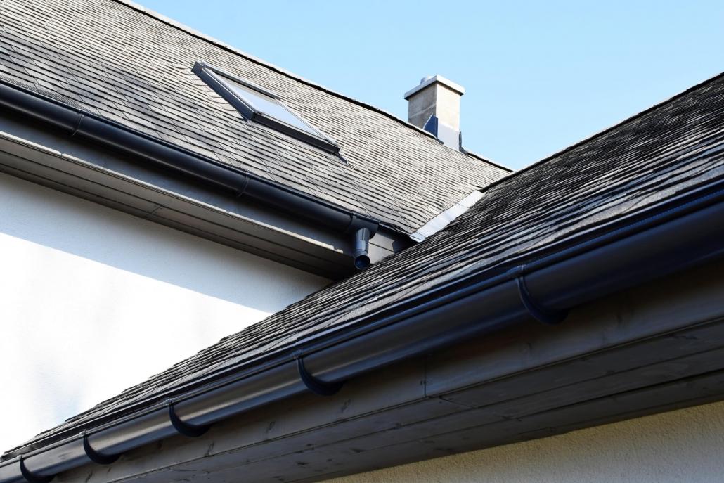 seamless gutters home installation