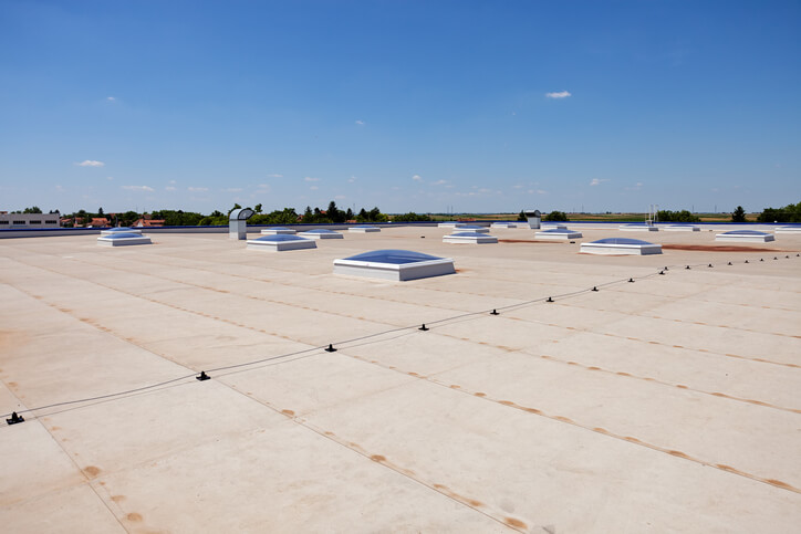 commercial roofing installation services