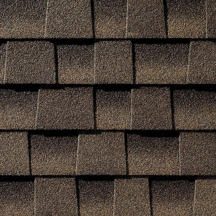 barkwood gaf timberline residential roofing shingles