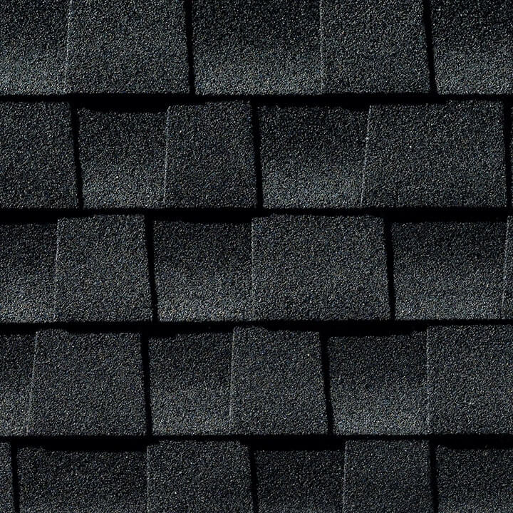 charcoal gaf timberline roofing shingles