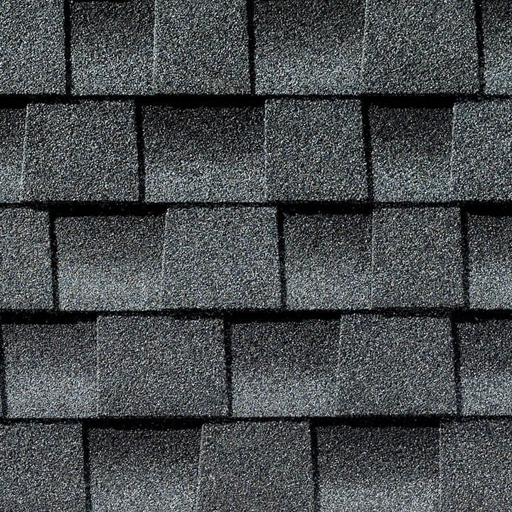 pewter gray gaf timberline roofing shingles